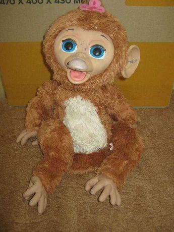 Интерактивная Смешливая обезьянка FurReal Friends