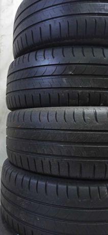 Продам резину Michelin 205/55/16,лето, 4шт.бу
