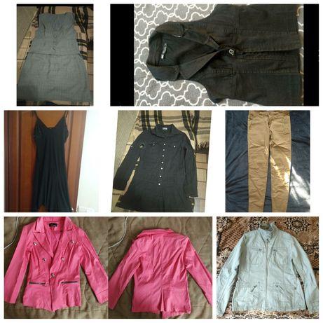 Женская одежда разная