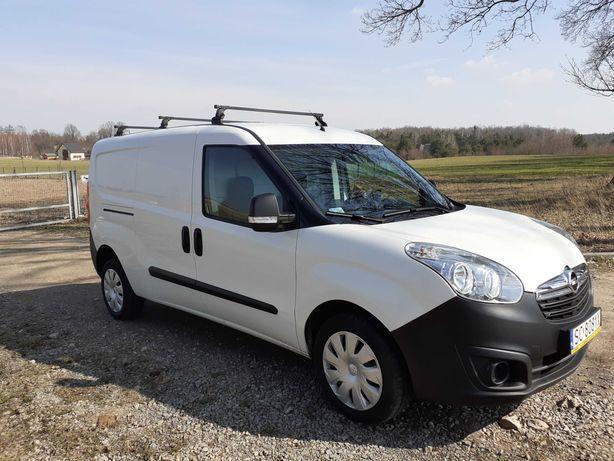 Opel Combo Bezwypadkowy , I Właściciel