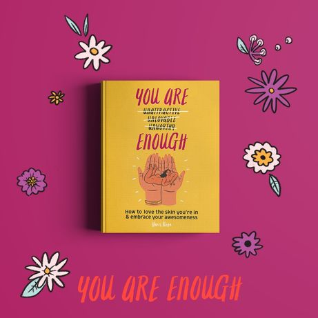Книга на английском You Are Enough NEW