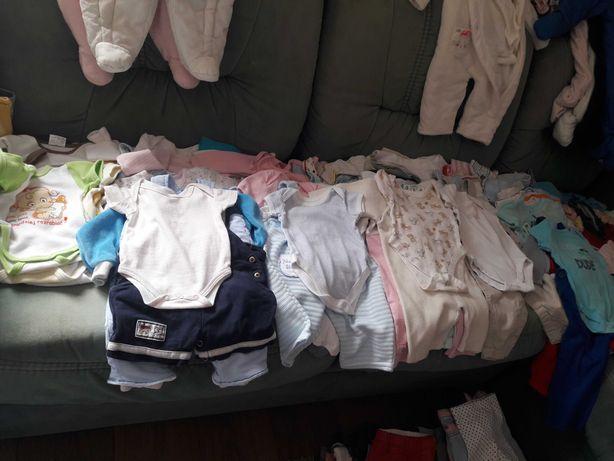 Ubranka dla dziecka wyprawka