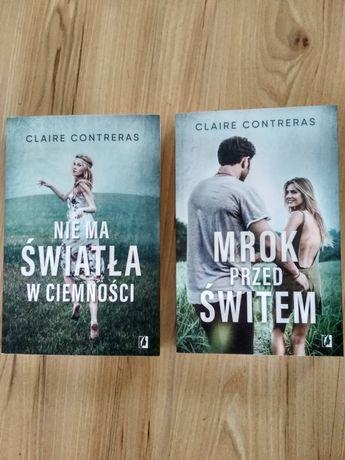Claire Contreras- literatura kobieca, romans