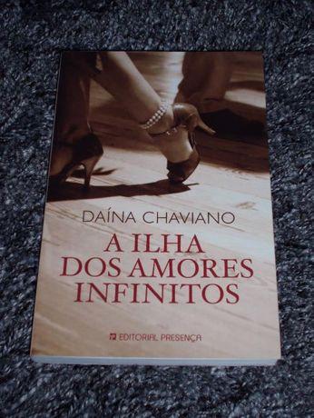 A ilha dos amores infinitos, Daína Chaviano