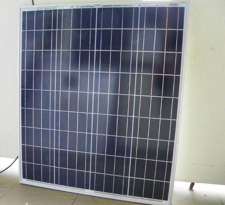 Zestaw słoneczny, solarny, fotowoltaiczny. Pod namiot, do kampera. Brodnica - image 1
