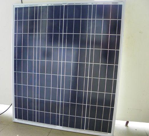 Zestaw słoneczny, solarny, fotowoltaiczny. Pod namiot, do kampera.