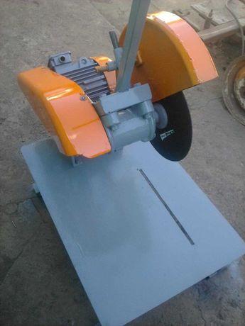 Отрезной режущий станок по металу труборез оборудованье