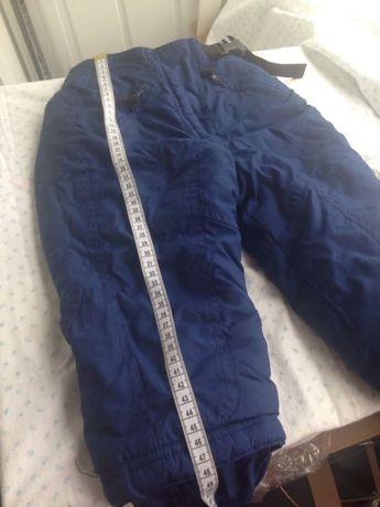 Зимние штаны на 18-24 мес