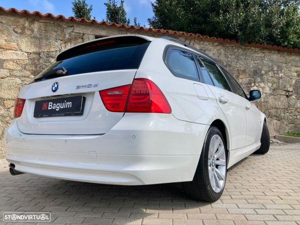 BMW 320 d Touring Sport