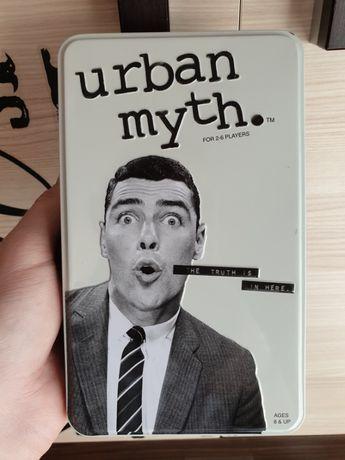 Paul Lamond 6265' Urban Myth Tin Trivia G gra Karciana NOWA OKAZJA