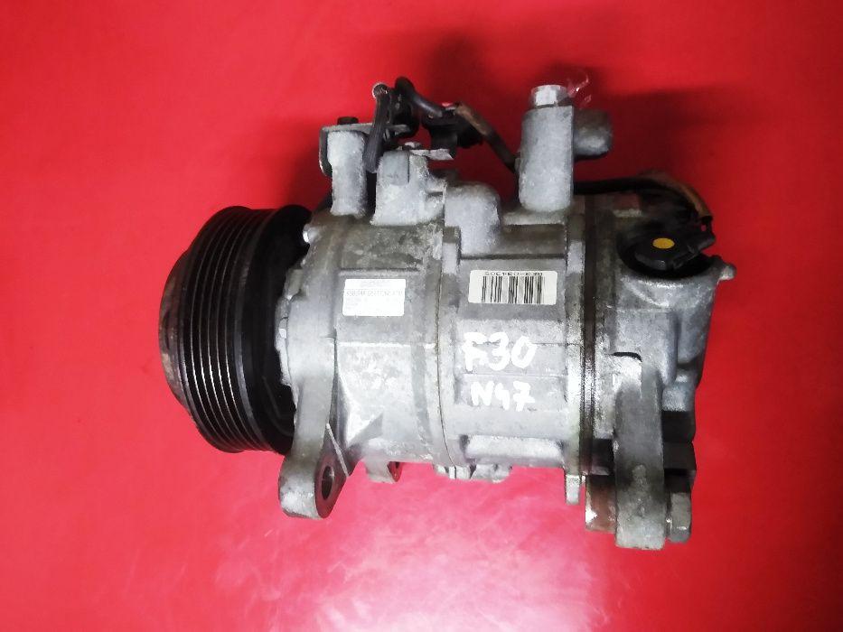 BMW F10 F30 F20 2.0D N47 pompa spreżarka klimatyzacji klimy Bełchatów - image 1