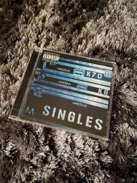 Vendo CD Maroon 5 Singles selado
