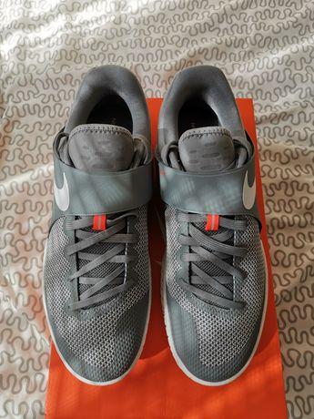 Buty do koszykówki Nike Zoom Live, r. 46 (30cm)