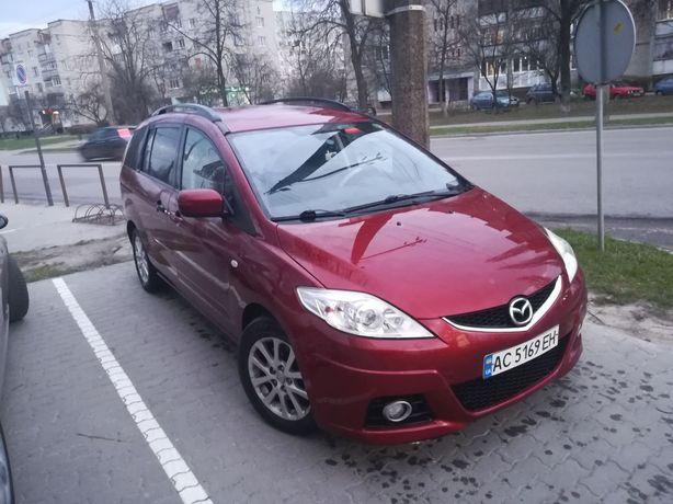 Продам Mazda 5 мінівен