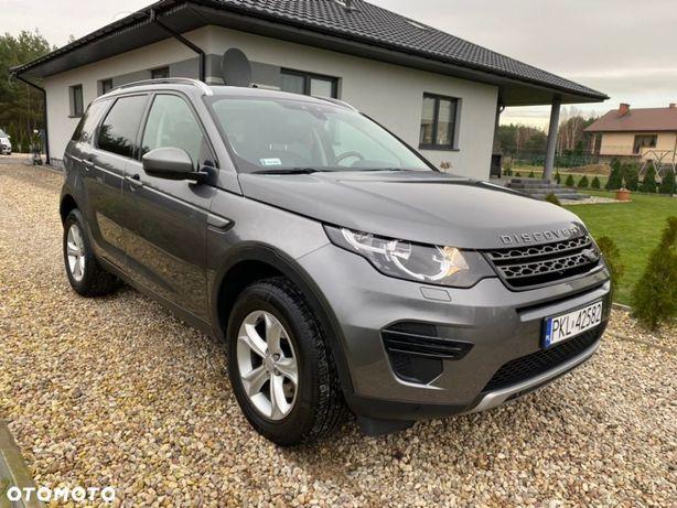 Land Rover Discovery Sport 2.2td 4 150km  Automat  Skóra
