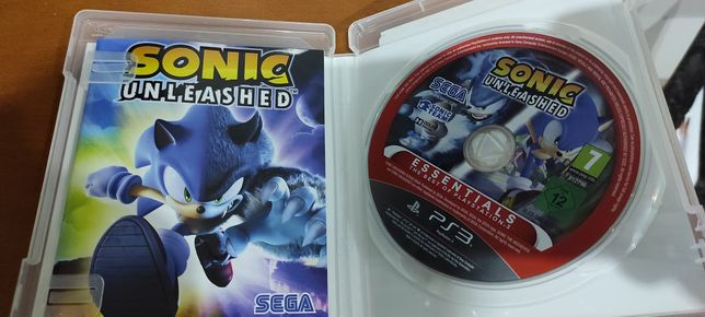 Sonic Unleashed PlayStation 3 ps3