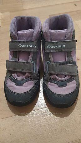 Мембранные Деми ботинки Quechua. 19см