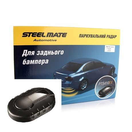 Парктроник Steelmate SM PTS410EX black