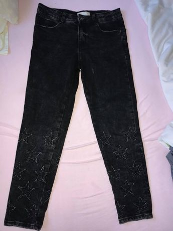 Spodnie dziewczęce Zara ROZ. 152 STAN IDEALNY