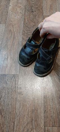 Туфельки  кожаные Неман