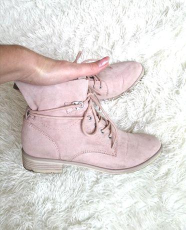 Продам фирменные ботинки Marco tozzi