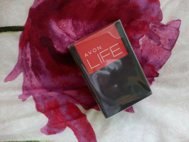 Avon Life For Him, woda toaletowa.