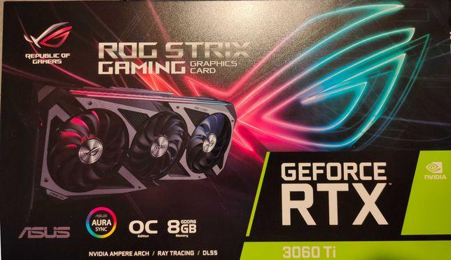 ASUS ROG Strix GeForce RTX 3060 Ti 8GB GDDR6