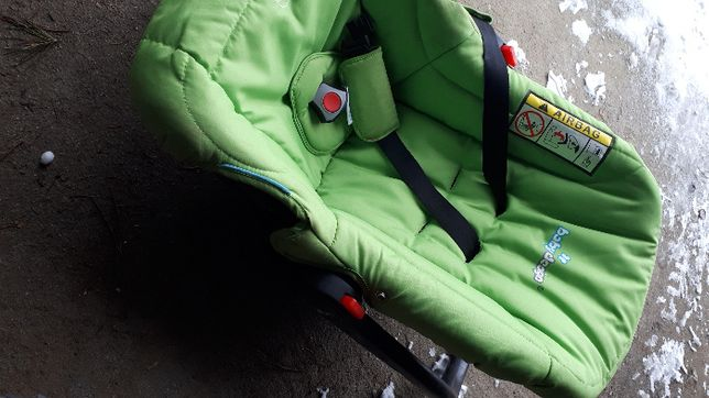 fotelik samochodowy Baby Design 0-13kg