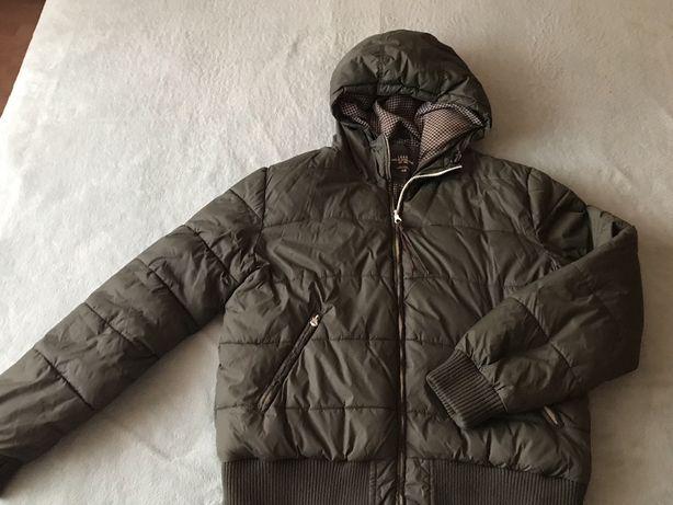H&M пуховик зимова куртка