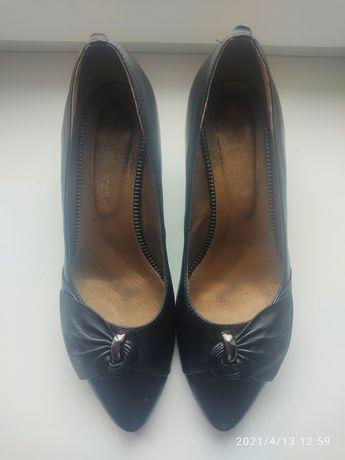 Продам туфли женские натуральная кожа