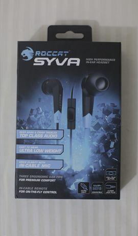 Słuchawki gamingowe Roccat Syva Nowe