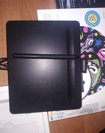 Новый графический планшет Wacom(Bluetooth)