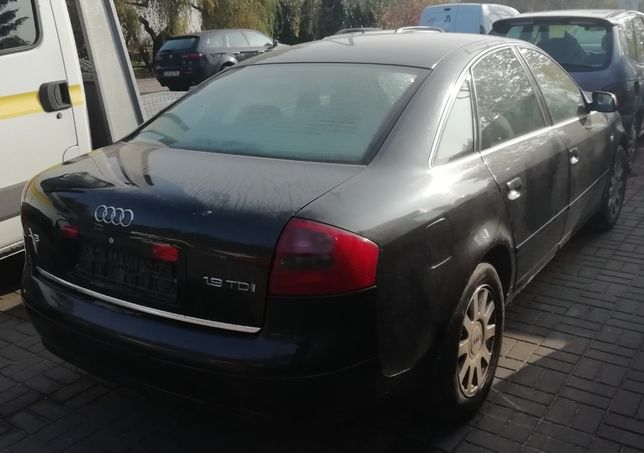 Audi A6 1,9 TDI. Cały na części, wszystkie części