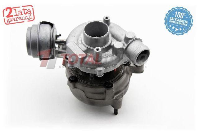 Turbosprężarka turbina Audi A4 (B5, B6) Audi A6 (C5) 1.9 TDI