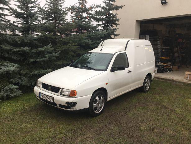 Sprzedam VW Caddy 1,9 SDI