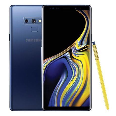Samsung Note 9 Livre Azul Coral