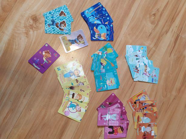 Карточная игра Барни