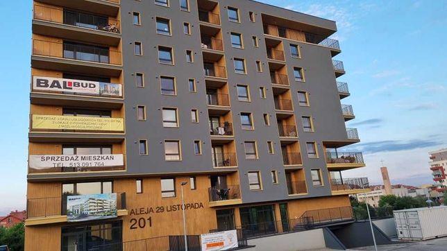 Wynajmę mieszkanie 3 pokoje  przy Al 29 listopada ZAREZERWOWANE