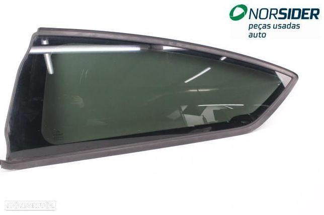 Vidro fixo painel lateral 1 esq Citroen C4 Coupe Van|05-10