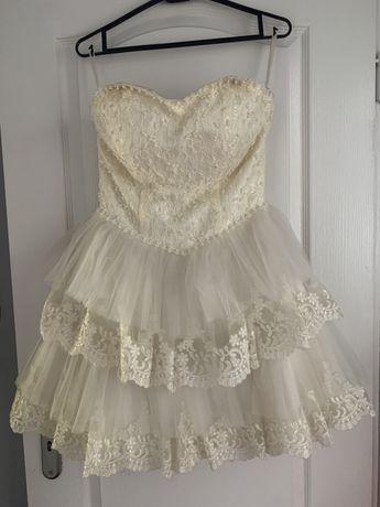 Sukienka na poprawiny dla Pani Mlodej rozm M
