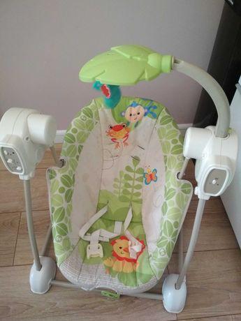 Bujaczek leżaczek dla niemowląt