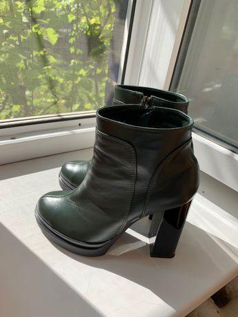 Ботинки Солді 39 розмір, стан ідеальний.