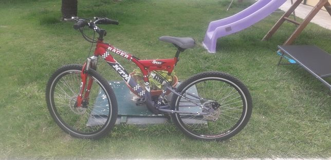 Bicicleta  .roda 26