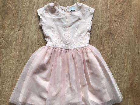 Sukienka tiul rozmiar 110