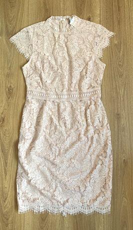 Приталенное платье H&M