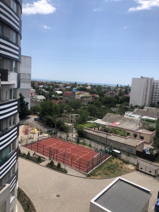 Апартаменты квартира посуточно море Куяльник Лузановка Молодая гвардия-1