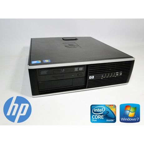 Компьютер / Системный блок HP /ПК /C2D 3.0 /2 ГБ ОЗУ / Win 7!