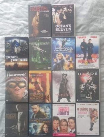14 Filmes em DVD (vendo a unidade 3€ cada)