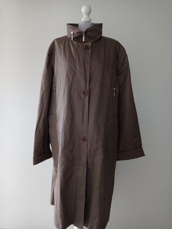 Płaszcz typu trencz Cora Garwolin rozmiar 48