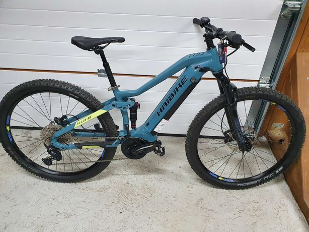 Rower elektryczny Habike Full Nine 29 er Yamaha  jak nowy